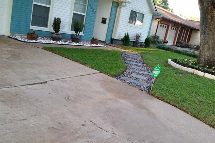 M P Landscaping